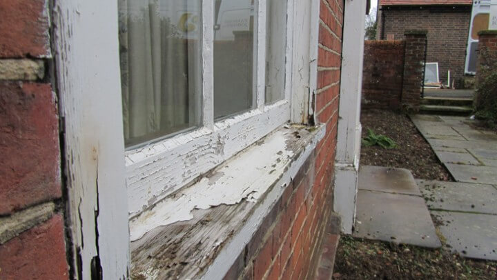 replace old wooden windows