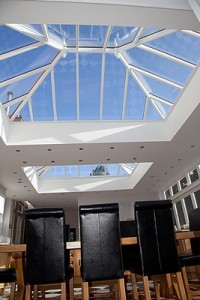 A Horizontal Window Placed On The Roof Of Building Is Referred To As Skylight And Can Include Direct Glazed Windows Pivoting Such Velux
