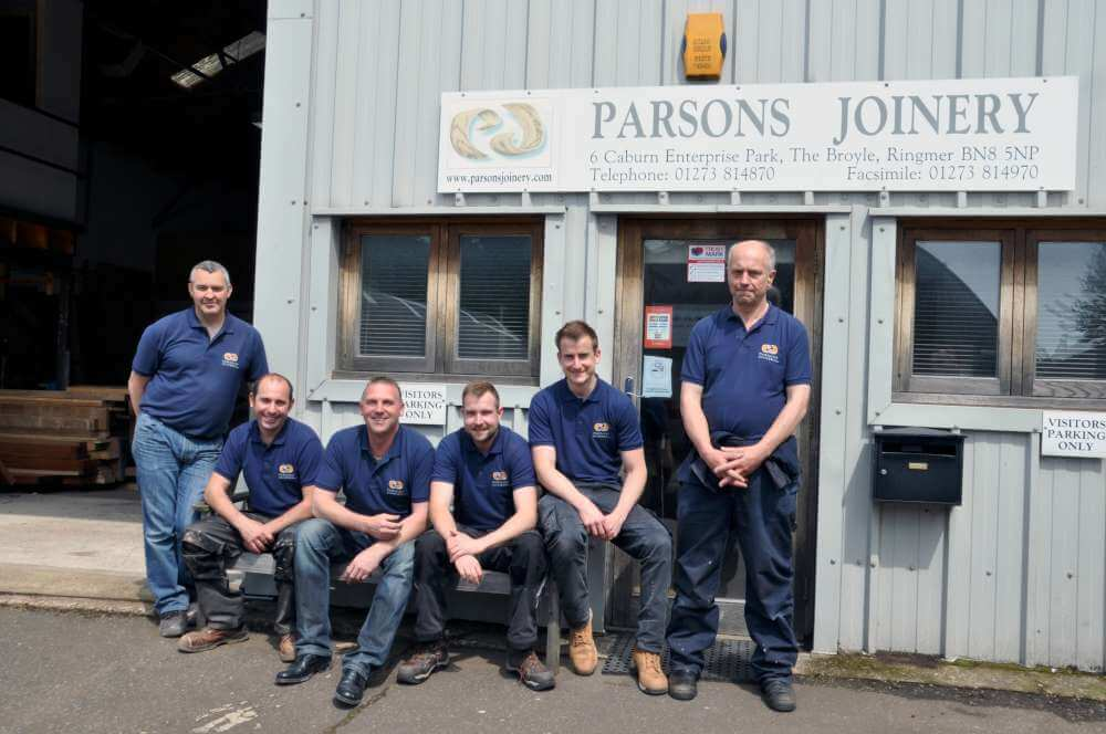Parsons Joinery Team