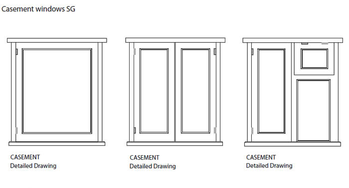 Wooden windows sussex parsons joineryreplacement wooden for Sliding wooden window design