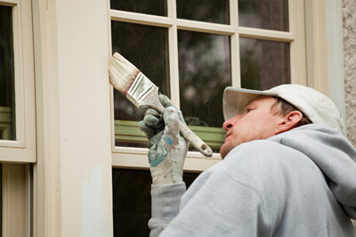 maintaining timber windows or doors