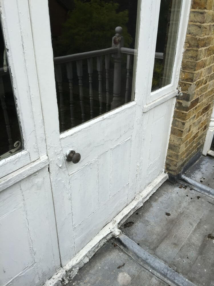 Balcony Door, Parsons Joinery Case Study, Green Lane (2)