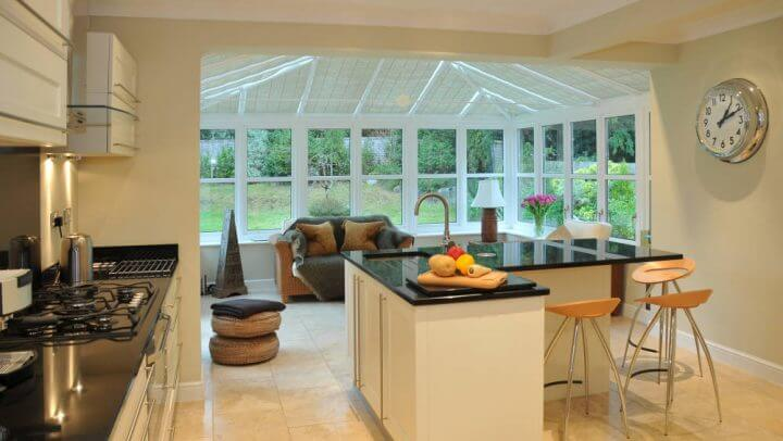 The Extension Series Conservatory or orangery