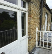 Balcony Door, Parsons Joinery Case Study, Green Lane (1)