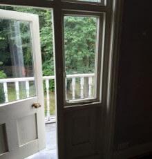 Balcony Door, Parsons Joinery Case Study, Green Lane (12)