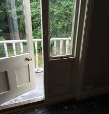Balcony Door, Parsons Joinery Case Study, Green Lane (13)