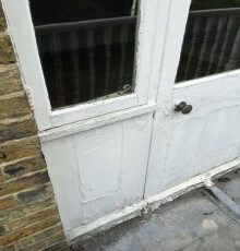 Balcony Door, Parsons Joinery Case Study, Green Lane (3)
