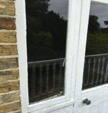 Balcony Door, Parsons Joinery Case Study, Green Lane (4)
