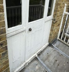 Balcony Door, Parsons Joinery Case Study, Green Lane (8)