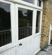 Balcony Door, Parsons Joinery Case Study, Green Lane (9)
