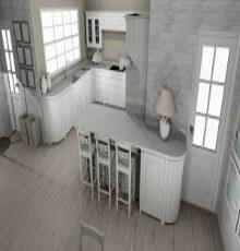 Kitchen, Parsons Joinery Case Study, Green Lane (1)