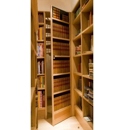 fitted-bespoke-oak-library-2