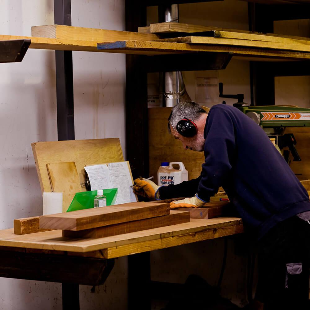 Parsons Craftsmanship