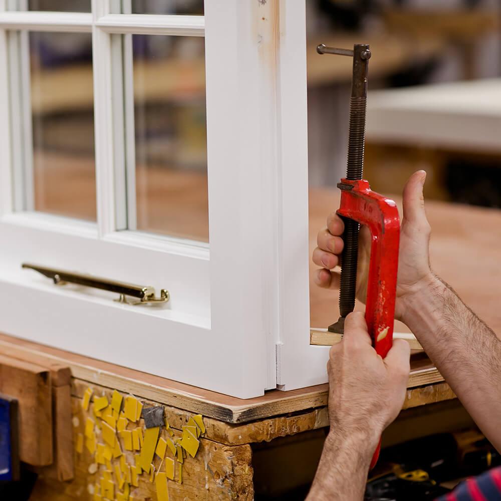 Wooden-window-repairs Sussex