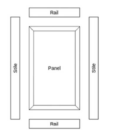 timber front door design