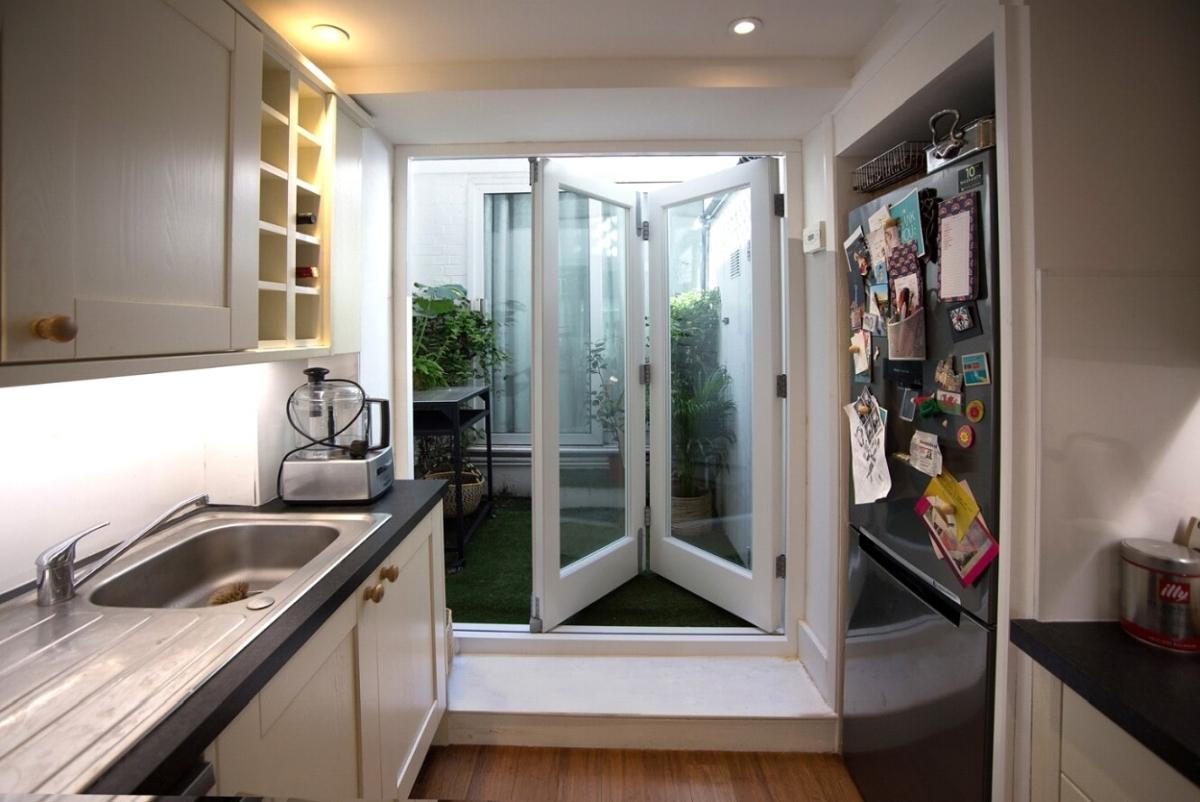 Parsons Joinery Bi-fold doors
